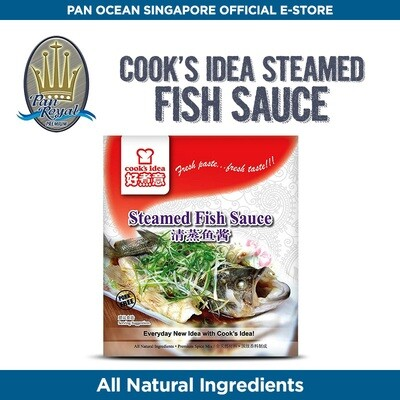 Pan Royal Cook's Idea - Steamed Fish Sauce