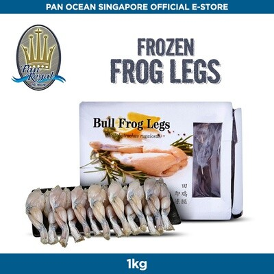 Pan Royal Frozen Frog Leg