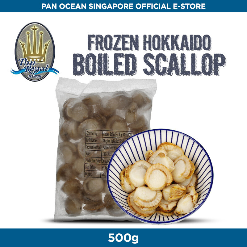 Pan Royal Boiled Scallop