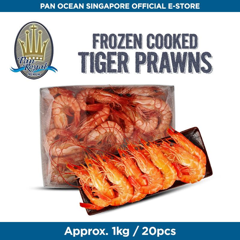 Pan Royal Cooked Tiger Prawn