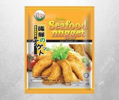 Pan Royal Golden Seafood Nugget 500g