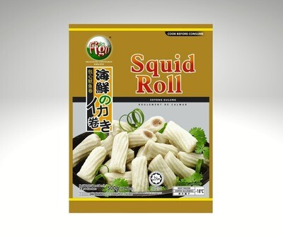 Pan Royal Frozen Squid Roll 500g