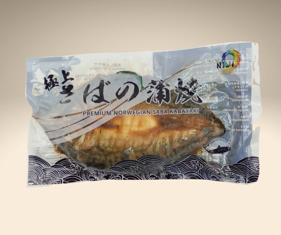 Pan Royal Frozen Saba Kabayaki 300g