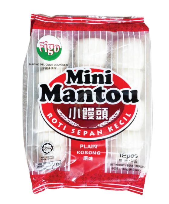 Pan Royal Frozen Mini Mantou