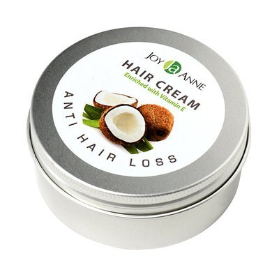 Anti Hair Loss Hair Cream with Virgin Coconut Oil 100g
