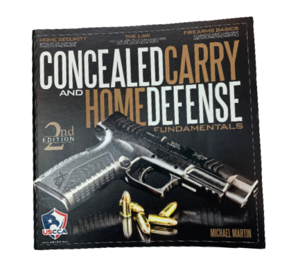 Concealed Carry And Home Defense Fundamentals Book