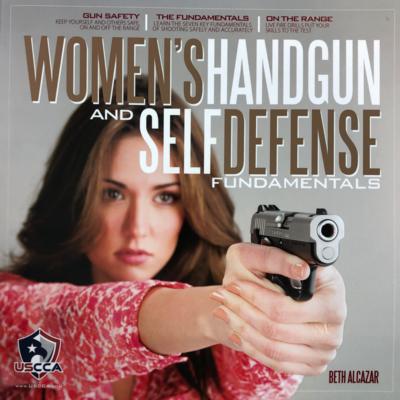 Women's Handgun and Self Defense Fundamentals - Free Shipping