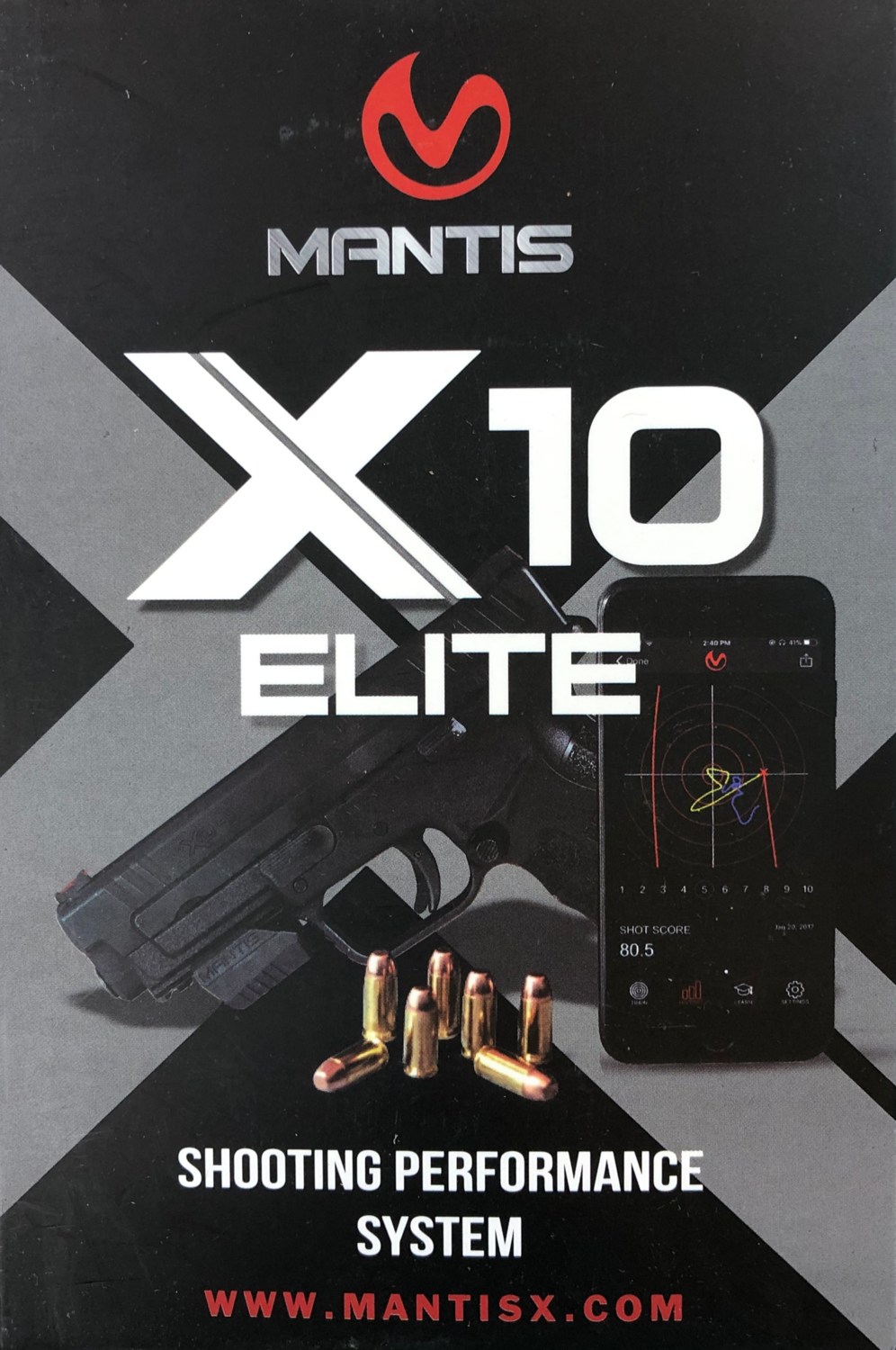 Mantis X10 Elite System