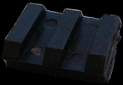 MantisX Universal Magrail Magazine Floor Plate Rail Adapter