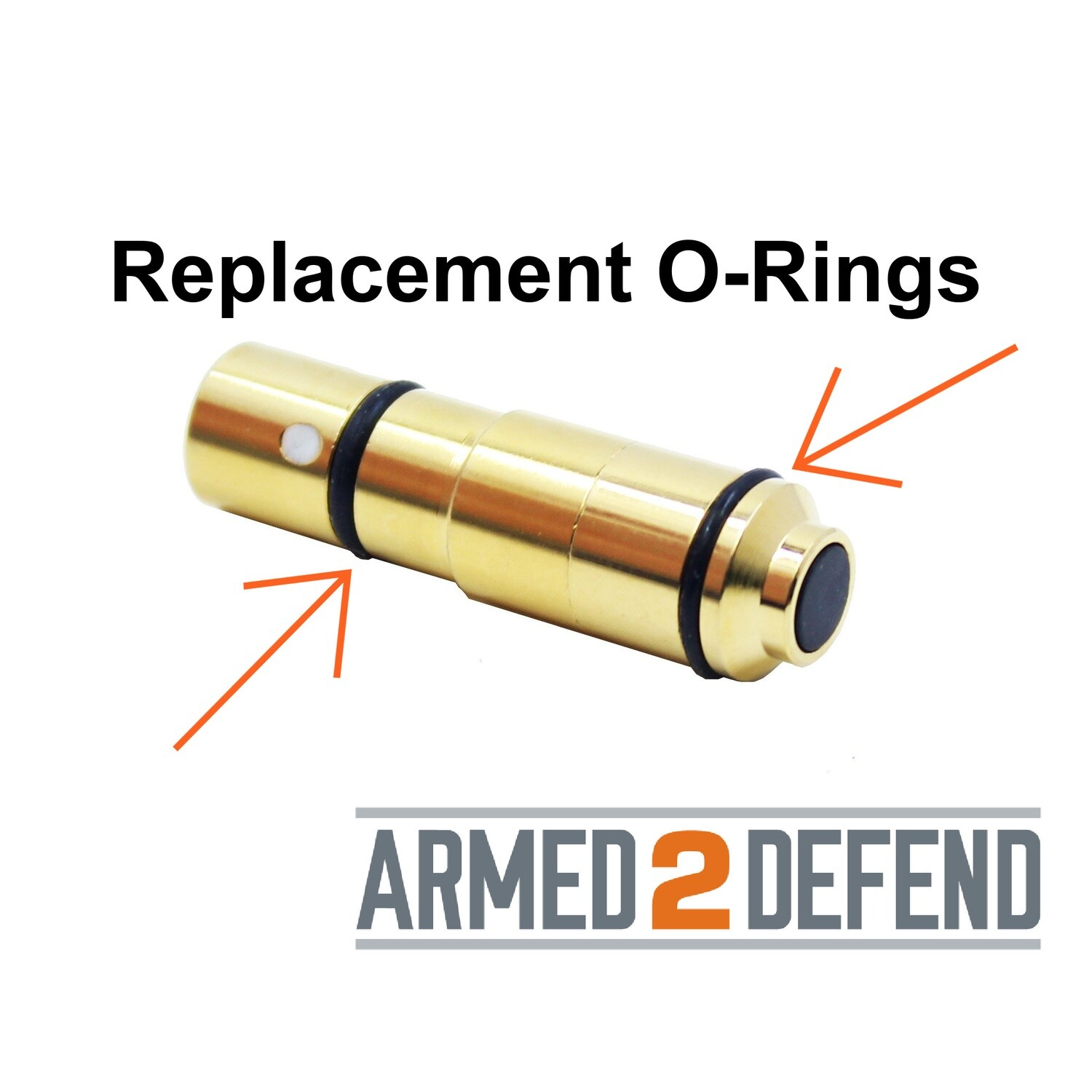 Replacement O-rings for Pink Rhino Laser Trainer - Free Shipping!