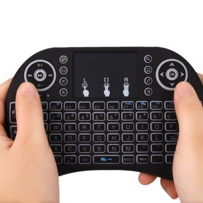 Backlit  i8 2.4GHz Wireless Keyboard Mouse Combo