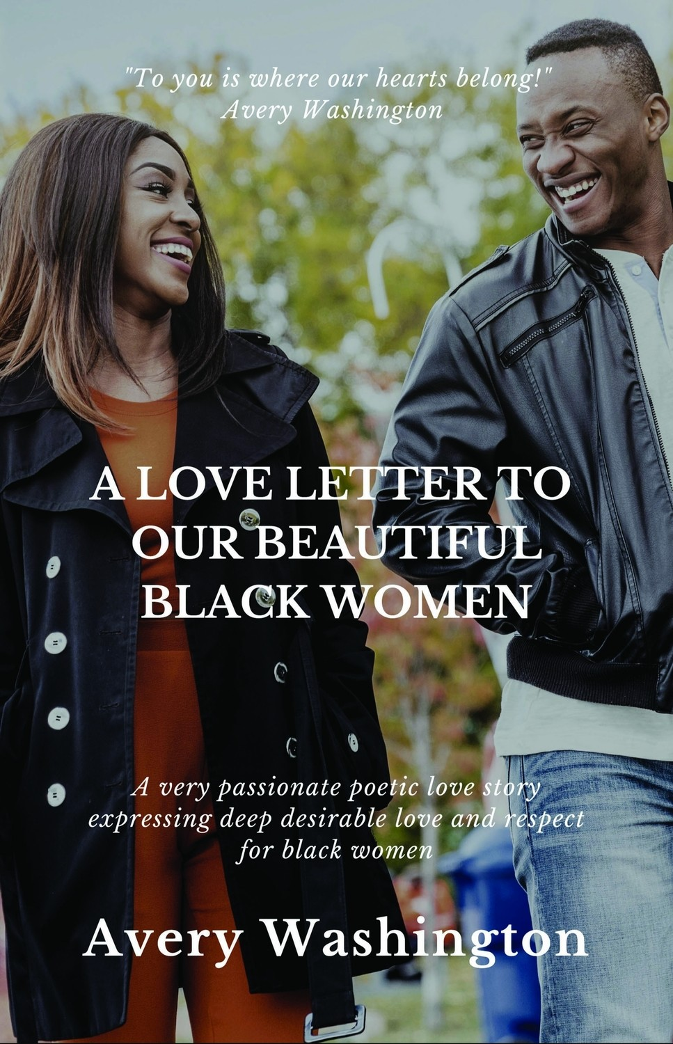 A Love Letter to Our Beautiful Black Women by Avery Washington