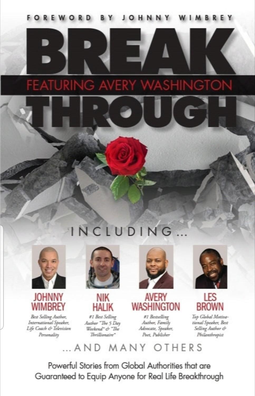 """Break Through"" featuring Avery Washington"