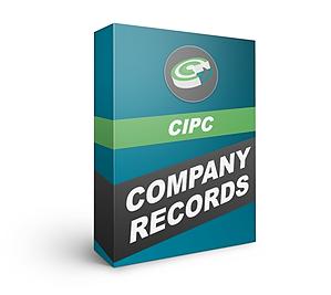 CIPC Company Records