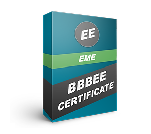 BBBEE Certificate for Companies with less than R10m Annual Turnover