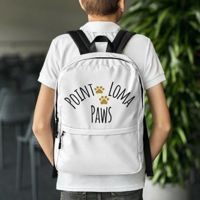 Point Loma Paws Backpack