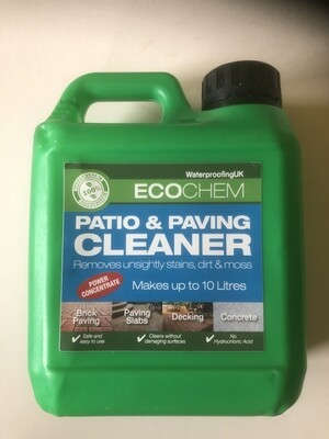 Ecochem Brick and Patio Cleaner