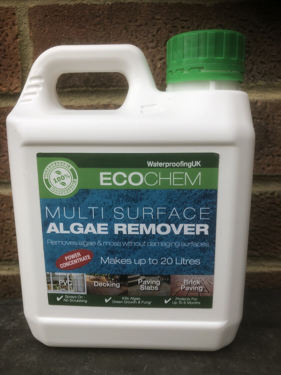 Ecochem Multi Surface Alage Remover