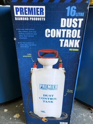 Premier Dust Control Tank