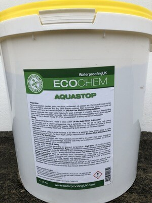 Aqua Stop - Easy to Use Internal Waterproofing