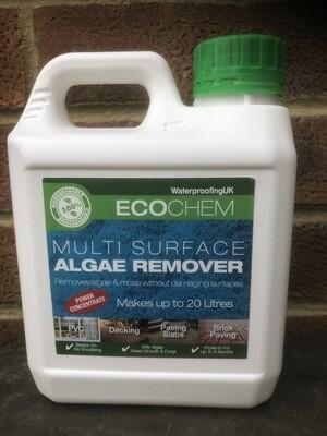 Ecochem Multi Surface Alage Remover 1L
