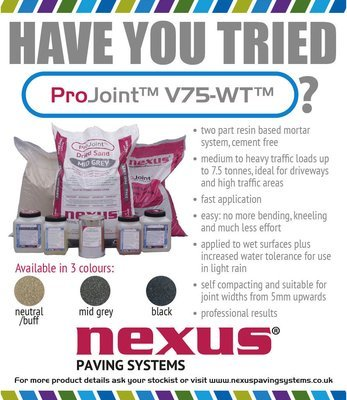 Nexus projoint v75 Mid Grey