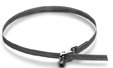 spanband (PER STUK) voor ge�soleerde flexibel <> diam 60-135mm 5001000035