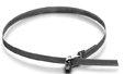 spanband (PER STUK) voor ge�soleerde flexibel diam 60-215mm 5001000037