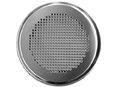 Zehnder Comfotube Flat 51 rond sierrooster Venezia met filter inox pulsie en extractie 990320780