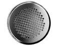 Zehnder Comfotube Flat 51 rond sierrooster Torino met filter inox pulsie en extractie 990320790