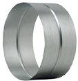 Spiralite mof voor verbinding van 2 hulpstukken diam 125mm 99.FF125