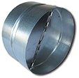 Spiralite terugslagklep diam 125mm 99.TSK125