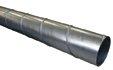 galva spiraalkoker type S diam 225mm, lengte 300cm 99.K225.03