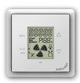 Zehnder ComfoSense 67 digitale bediening met opbouwdoos 655010215