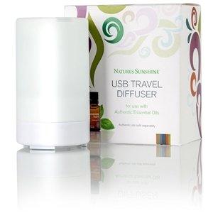 Mini USb Travel Essential Oil Diffuser