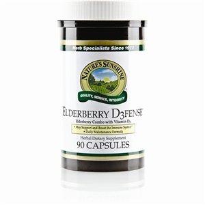 Elderberry D3fense (90 Capsules)