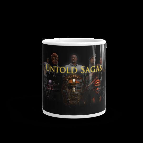 Untold Sagas Group Mug