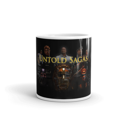 Untold Sagas Group Mug