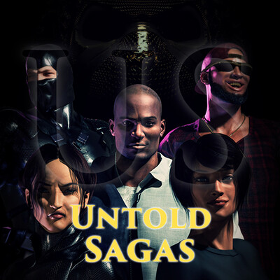 Untold Sagas Store Gift Card