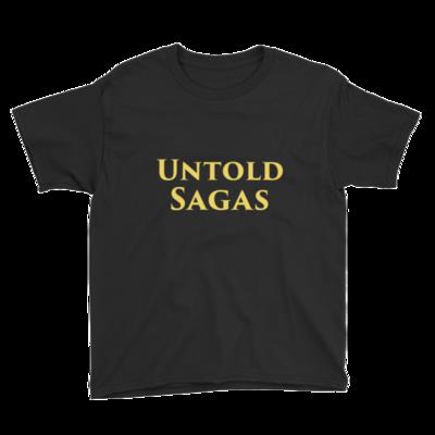 Untold Sagas Youth Short Sleeve T-Shirt
