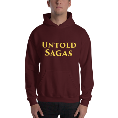 Untold Sagas Hooded Sweatshirt