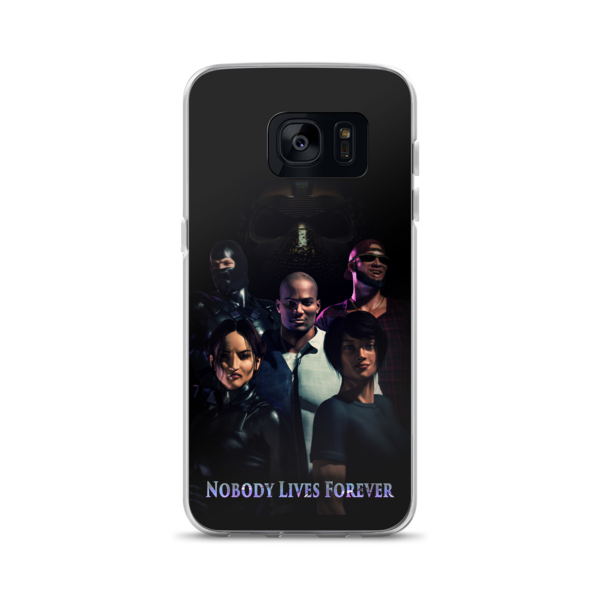 Nobody Lives Forever Samsung Case