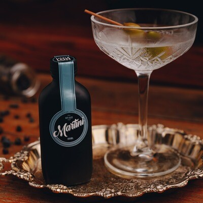 Little Lon 'perfectly portioned' Martini