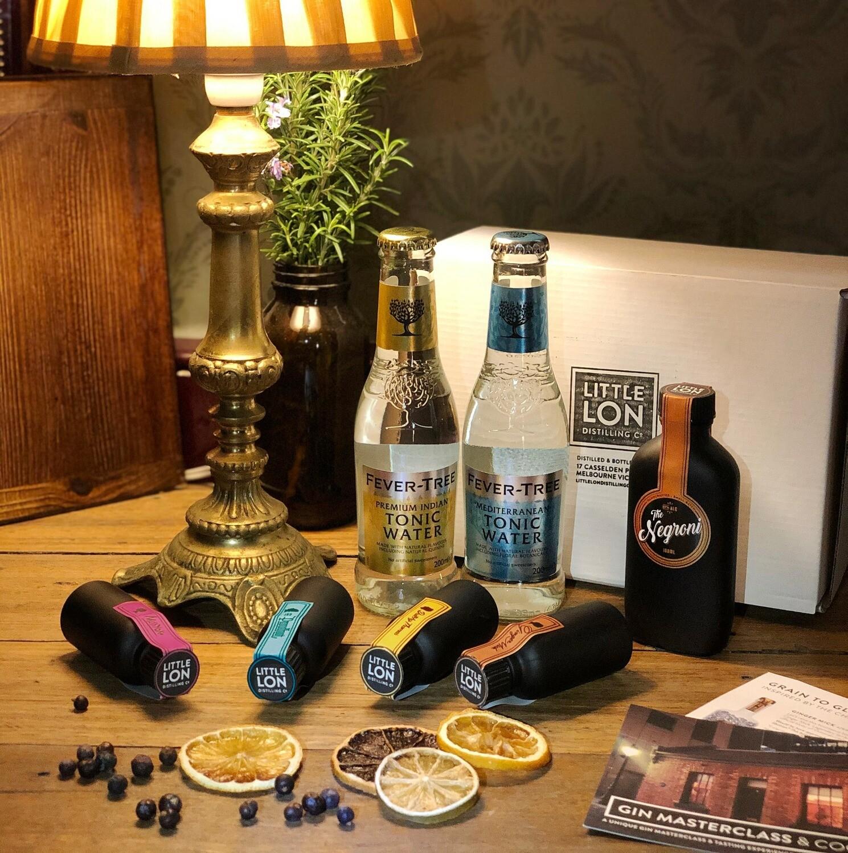 Little Lon Gin Tasting Kit & Virtual Masterclass