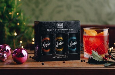 Little Lon 3 x Cocktail Gift Pack