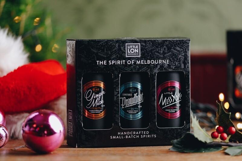 Little Lon Mini-Gin Gift Pack
