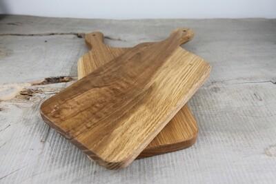 Handmade Solid Oak Wood Cheese Boards