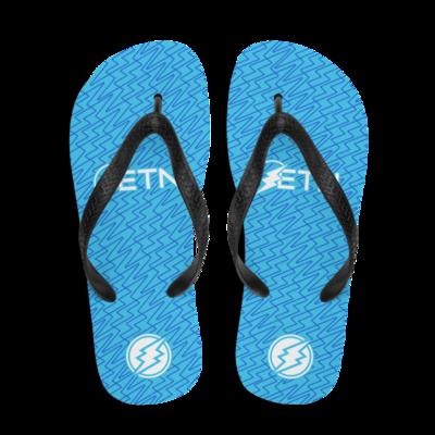 ETN Quorra Exclusive Logo Flip-Flops