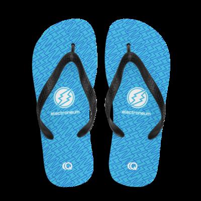 ETN Zag Pattern Flip-Flops