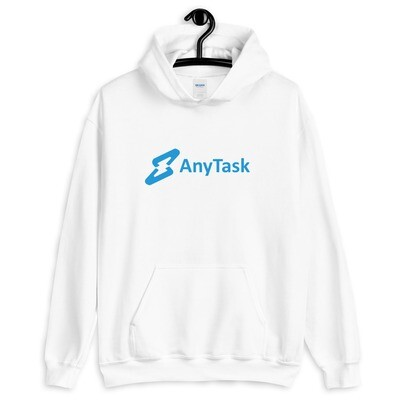 AnyTask Hoodie (Blue Font)